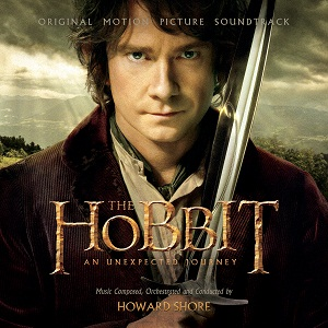 The Hobbit 1 CD Cover