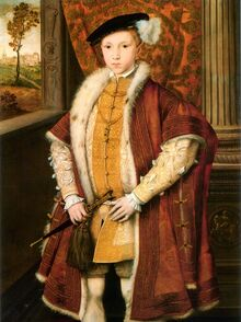 Edward VI of England c 15462