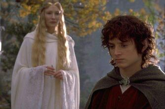 Galadriel-and-Frodo