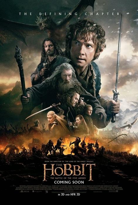 Người Hobbit 3: Đại Chiến 5 Cánh Quân - The Hobbit: The Battle of the Five Armies