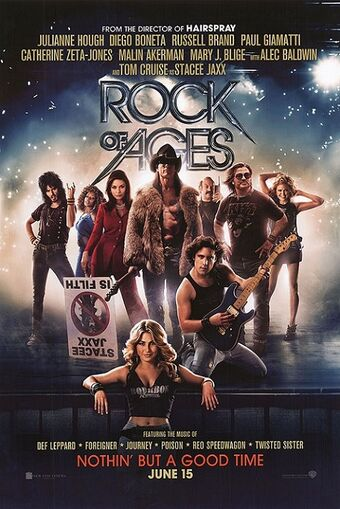 25. ROCK OF AGES (2012)