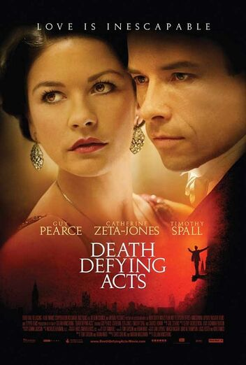 23. DEATH DEFYING ACTS (2008)
