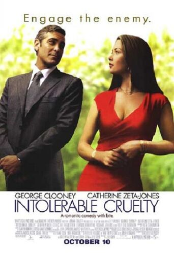 18. INTOLERABLE CRUELTY (2003)