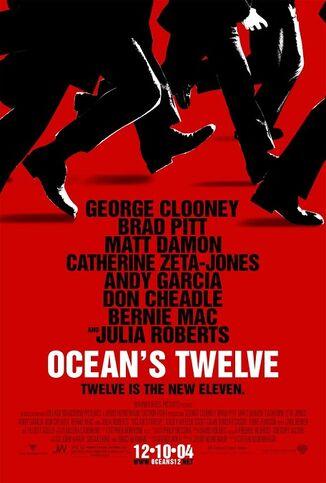20. OCEAN'S TWELVE (2004)