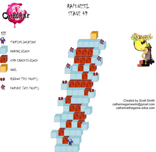 Map 49 Rapunzel