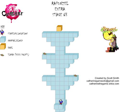 Map E63 Rapunzel