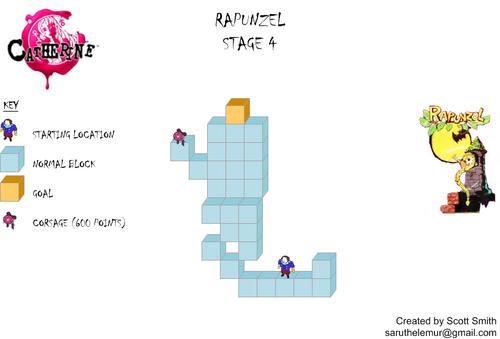 Map 4 Rapunzel