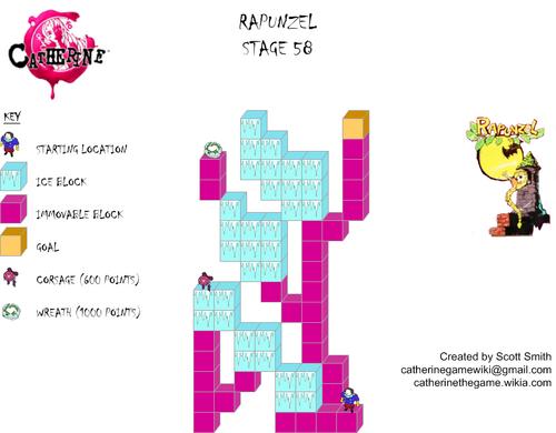 Map 58 Rapunzel