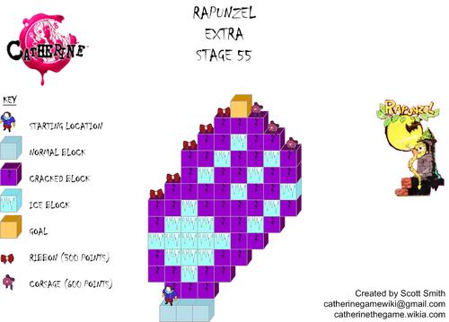 Map E55 Rapunzel