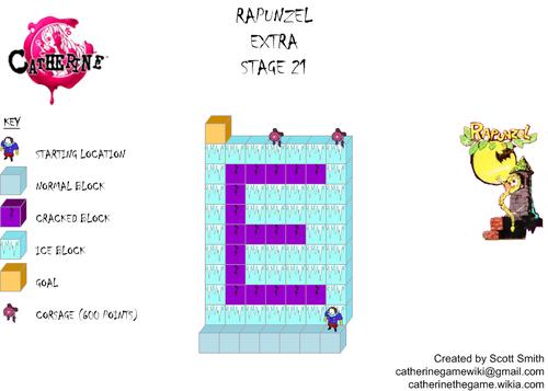 Map E21 Rapunzel