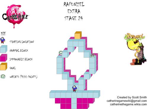 Map E24 Rapunzel