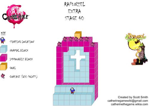 Map E40 Rapunzel