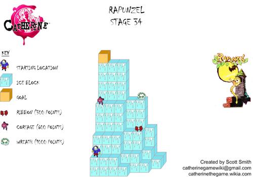 Map 34 Rapunzel