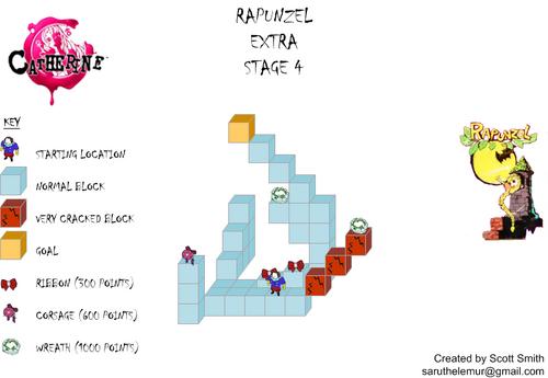 Map E4 Rapunzel