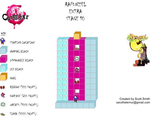 Map E10 Rapunzel