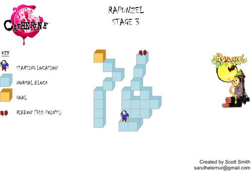 Map 3 Rapunzel