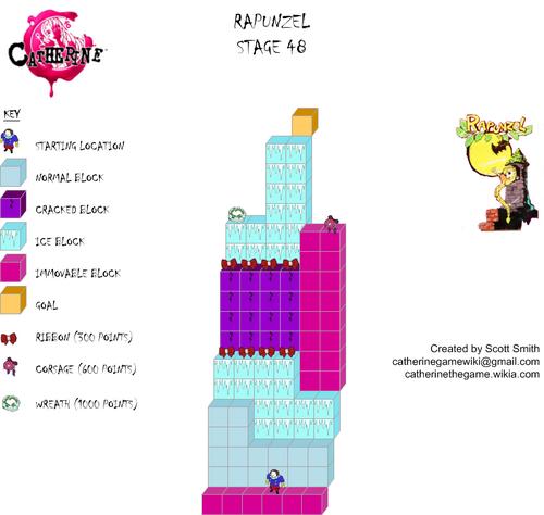 Map 48 Rapunzel