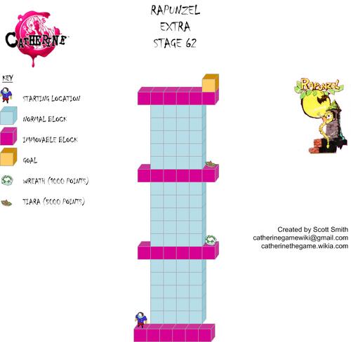 Map E62 Rapunzel