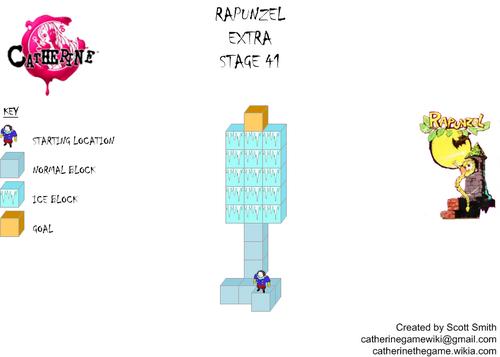Map E41 Rapunzel