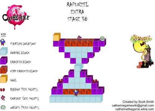 Map E38 Rapunzel