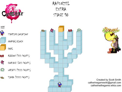 Map E18 Rapunzel