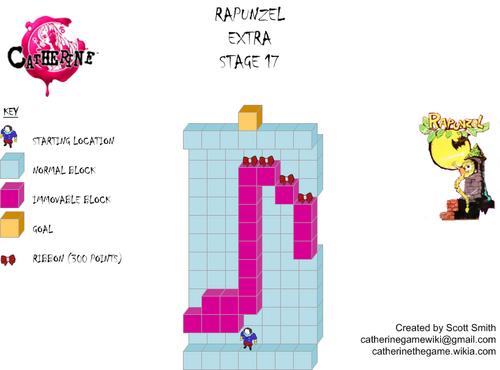 Map E17 Rapunzel