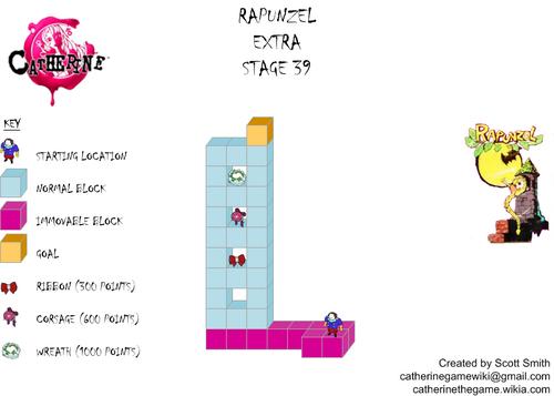 Map E39 Rapunzel