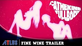 Catherine Full Body Fine Wine Trailer