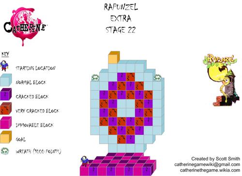 Map E22 Rapunzel