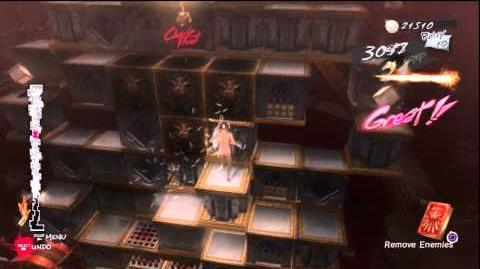 Catherine ~ Stage 3-2 (Easy Gold EN Version)