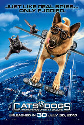 Cats & Dogs 2 Poster