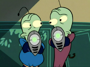 Perplexed aliens