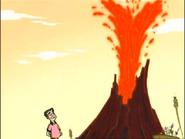 S1E20 - Volcano explodes