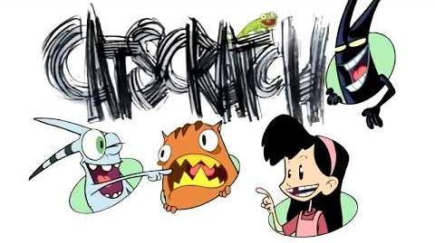 """Doug TenNapel's """"Catscratch"""" Original Pitch Reel Waifu2x Upscale"""
