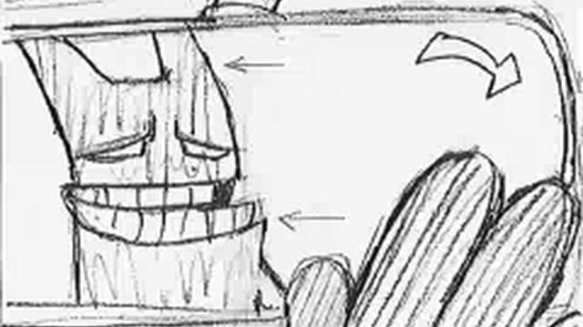 RARE Thumbnail Animation of Nickelodeon's Catscratch Pitch