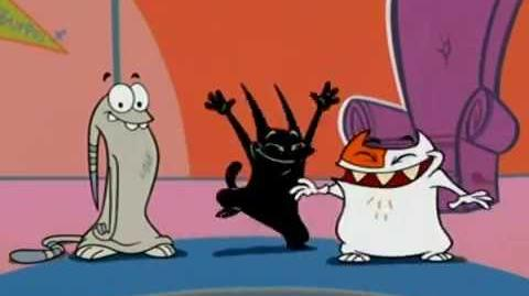 Catscratch Behind the Scenes Featurette unknown year