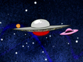 The Aliens' UFO