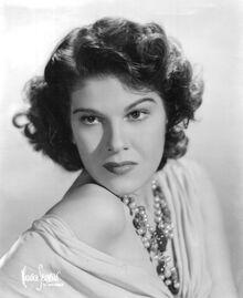 Betty Lou Gerson 1941