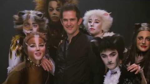 Choreographer Andy Blankenbuehler on CATS Broadway