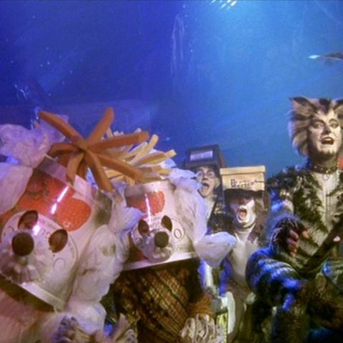 Rumpus Cat, 1998 Film