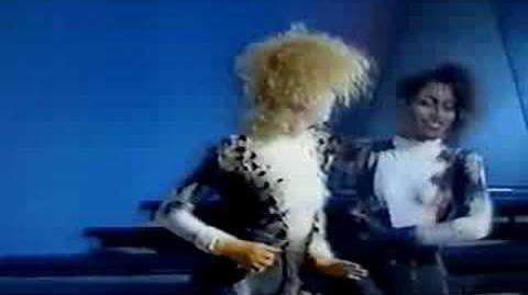 Macavity - Kim Leeson and Femi Taylor, 1986