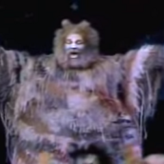 Ken Page as Old Deuteronomy, Tony Awards 1983