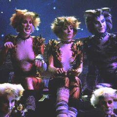 Bombalurina, Cats Movie 1998