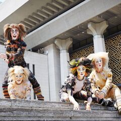 Singapore Promo - Mungojerrie, Rumpleteazer, Demeter, Jellylorum