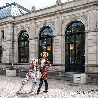 UK/International Tour promotion, Baden Baden, May 2017
