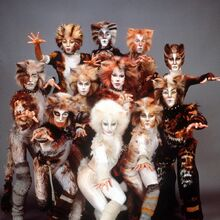Broadway Production Cats Musical Wiki Fandom