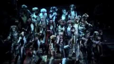 Jellicle Songs - Moscow 2005