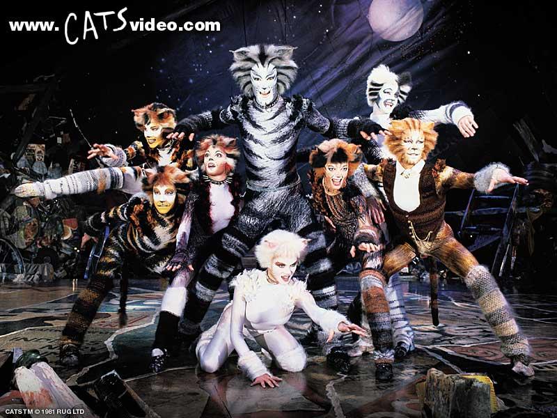 Cats 1998 Film Cats Musical Wiki Fandom
