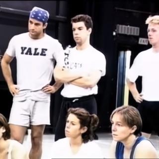 1998 Film Rehearsal