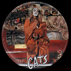 Rory Campbell as Gus the Theatre Cat